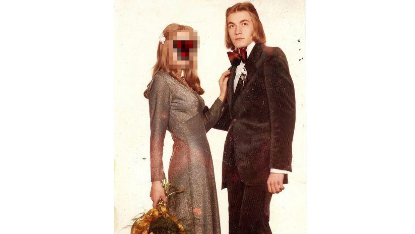 Die erste Hochzeit