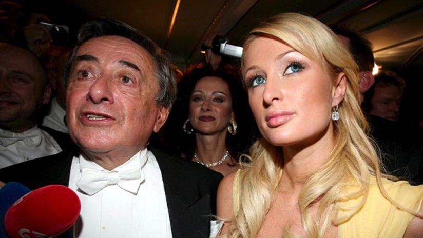 2007: Paris Hilton