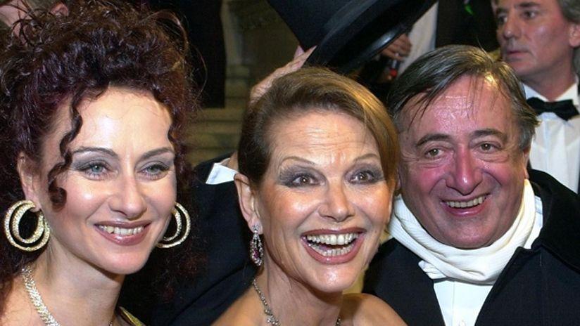 2002: Claudia Cardinale