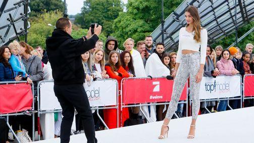 Germanys Next Topmodel Joyn