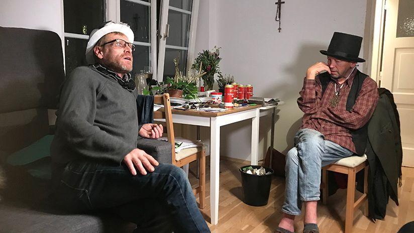 Jürgen und Thomas