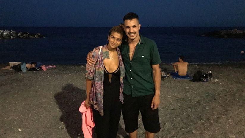 Luis und sein Date