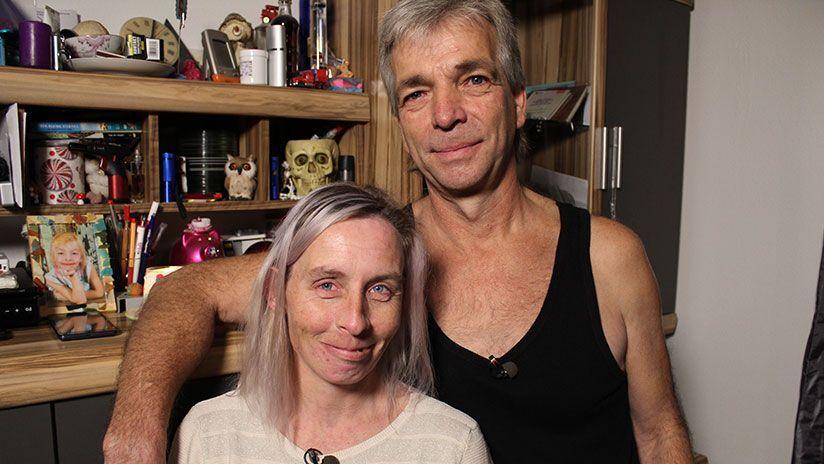 Kevins Eltern