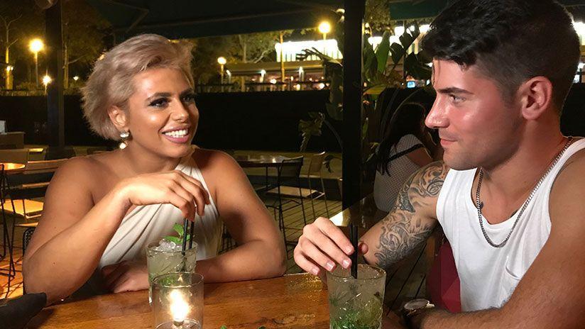 Bianca und ihr Date