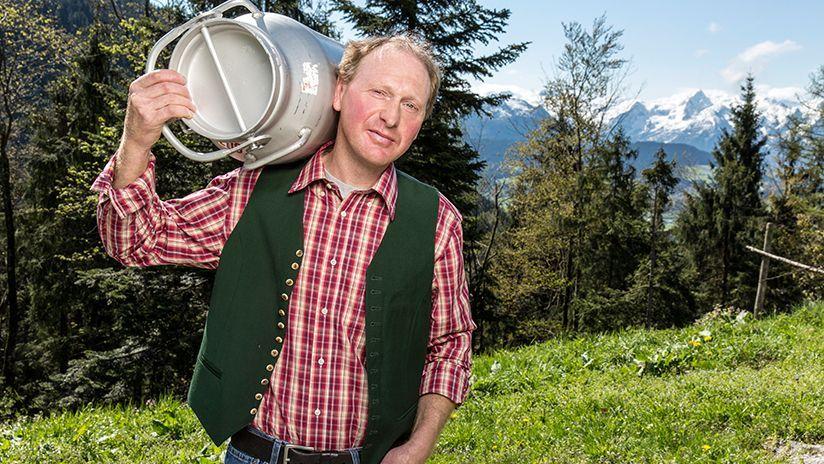 Der Milchbauer