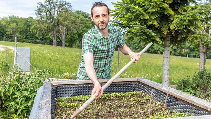 Der nachhaltige Bauer