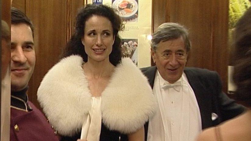 2004: Andie MacDowell