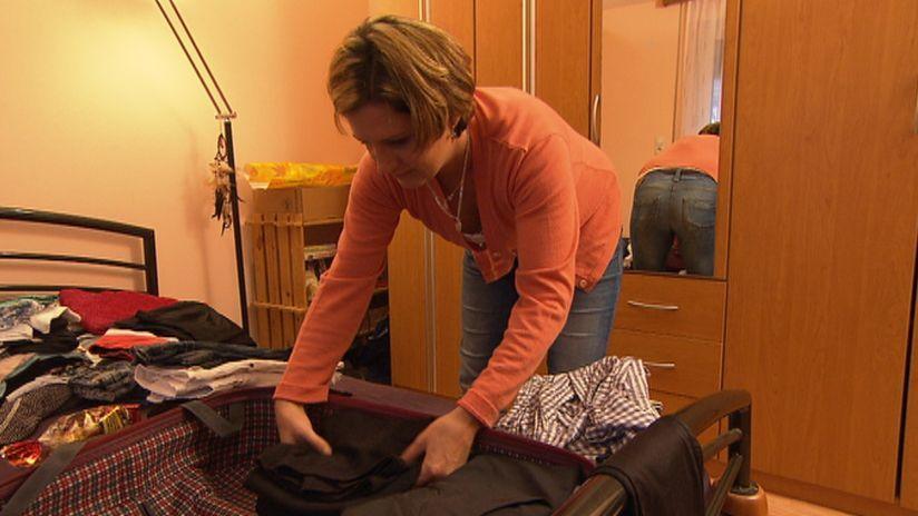 Was soll Nadja packen?