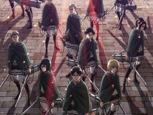 Attack on Titan Movie 3: Gebrüll des Erwachens