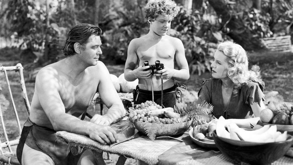 Tarzan und die Amazonen - Bildquelle: Foo
