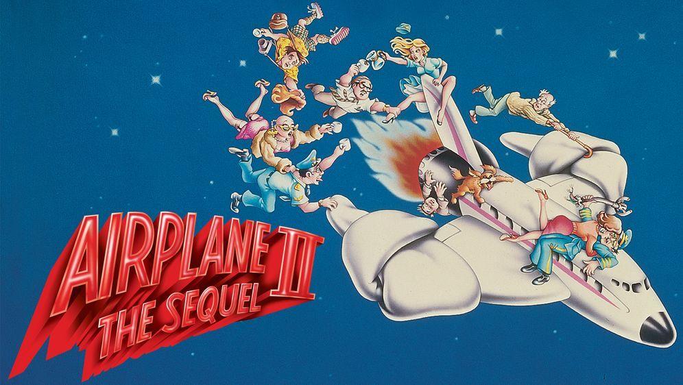 Die unglaubliche Reise in einem verrückten Raumschiff - Bildquelle: Foo