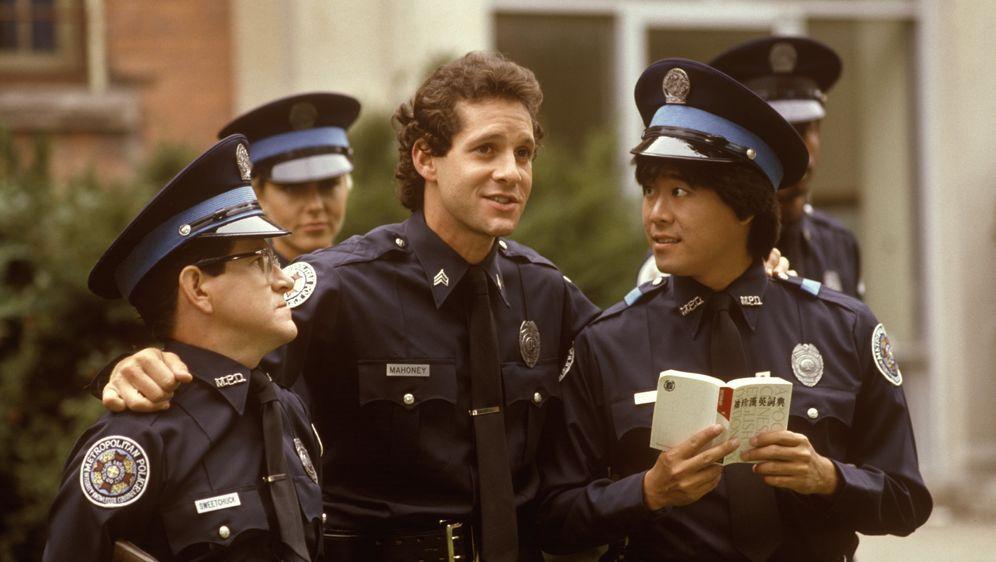Police Academy 3 - ... und keiner kann sie bremsen - Bildquelle: Foo
