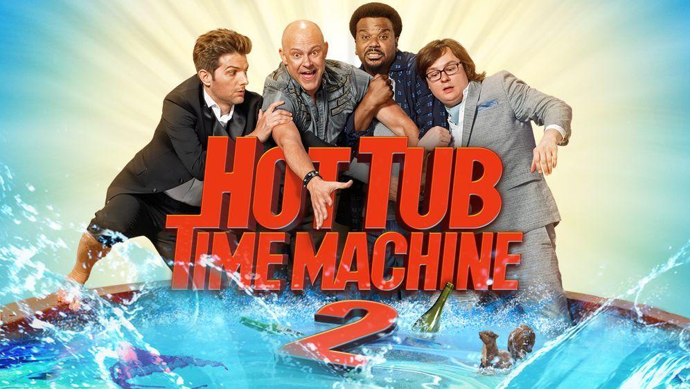 Hot Tub Time Machine 2 - Bildquelle: Foo