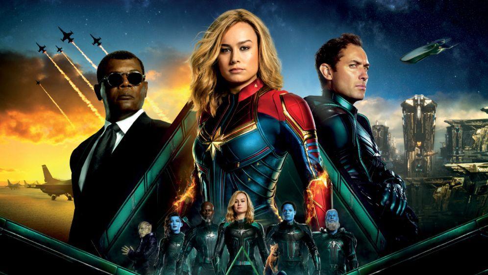 Captain Marvel - Bildquelle: Foo