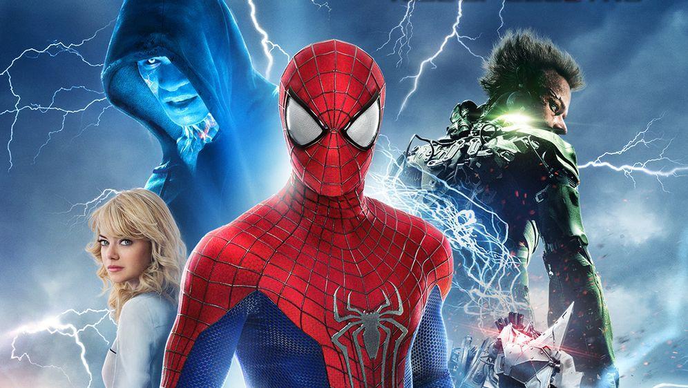 The Amazing Spider-Man 2: Rise of Electro - Bildquelle: Foo