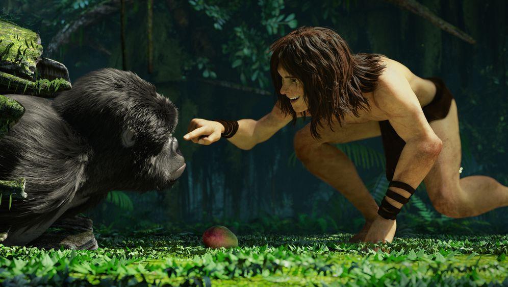Tarzan - Bildquelle: Foo