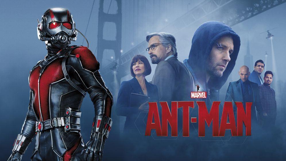 Ant-Man - Bildquelle: Foo