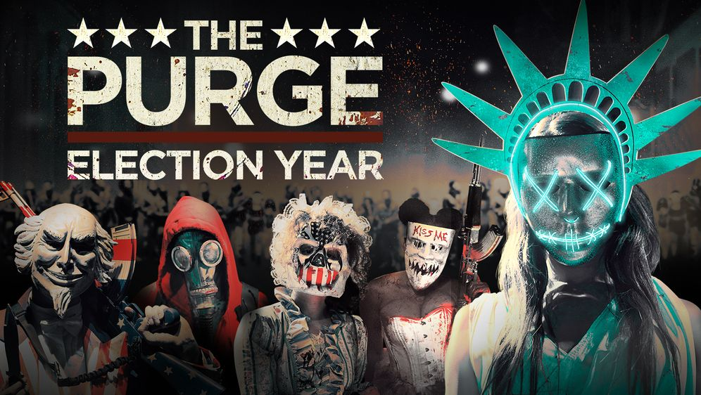 The Purge: Election Year - Bildquelle: Foo