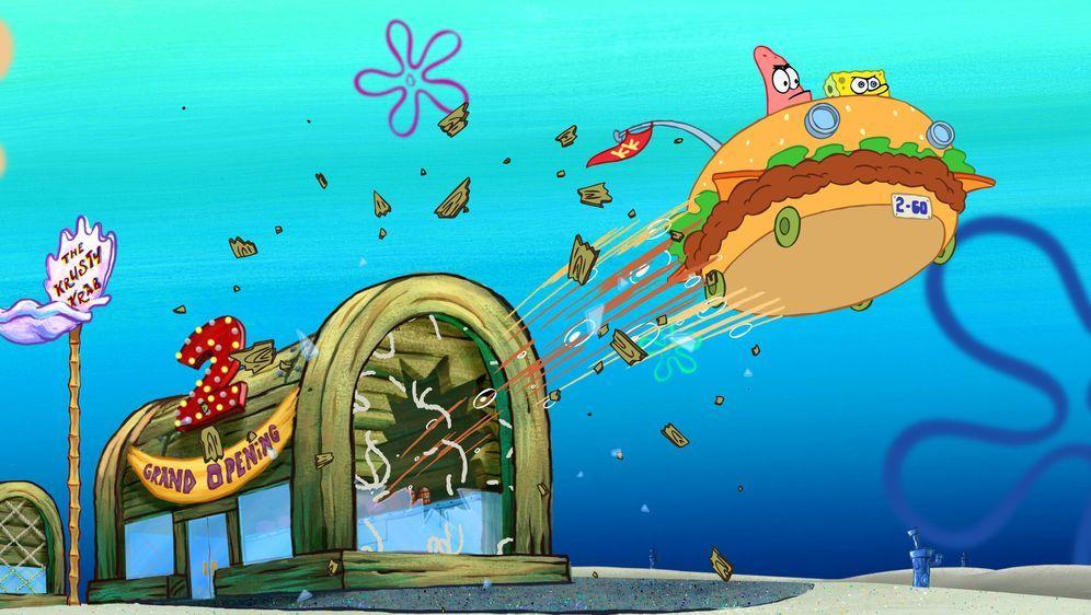 Der SpongeBob Schwammkopf Film - Bildquelle: Foo