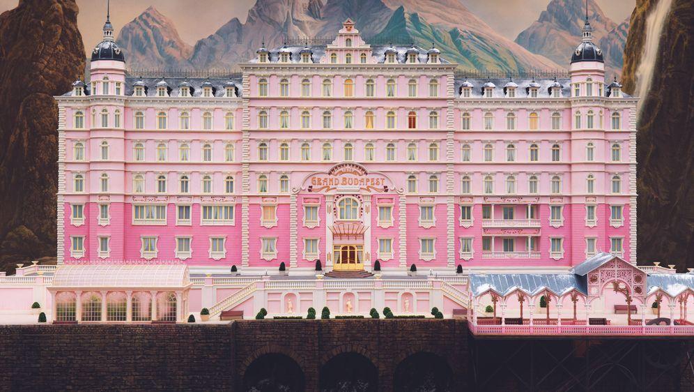 Grand Budapest Hotel - Bildquelle: Foo